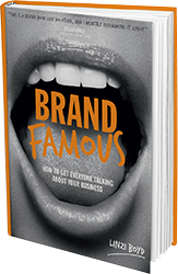 Brand Famous Book Cover
